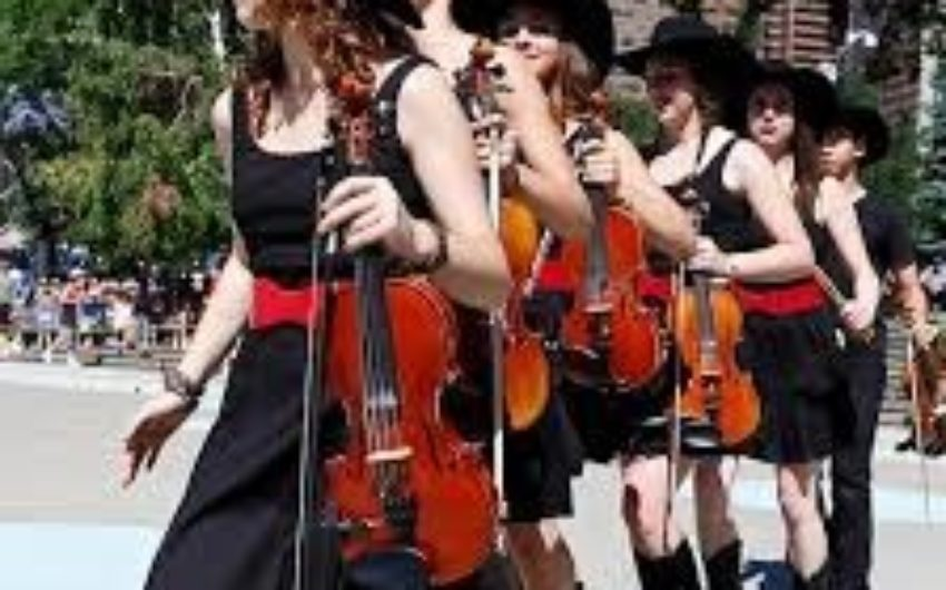Fiddle Classes with Laura King and Guests